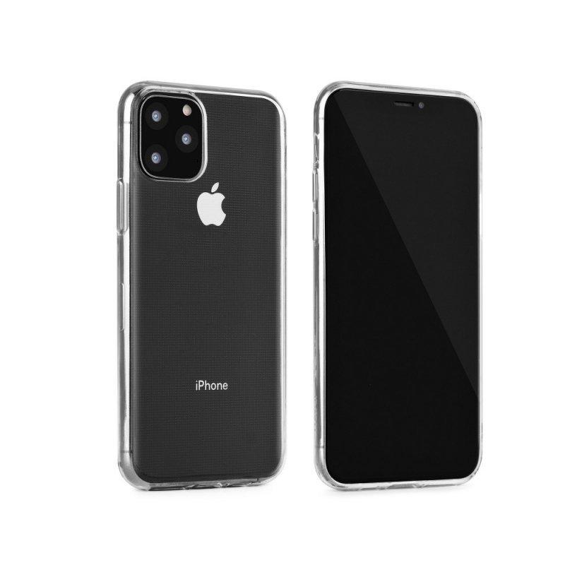 Futerał Back Case Ultra Slim 0,5mm do HUAWEI Y6 2019 / Y6S (hole for fingerprint scanner)