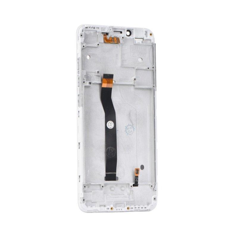 Wyświetlacz z ramką EQ do Xiaomi Redmi 6 biały