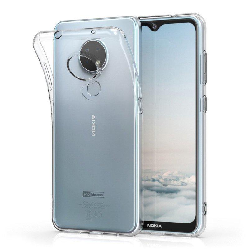 Futerał Back Case Ultra Slim 0,5mm do NOKIA 6.2 / 7.2