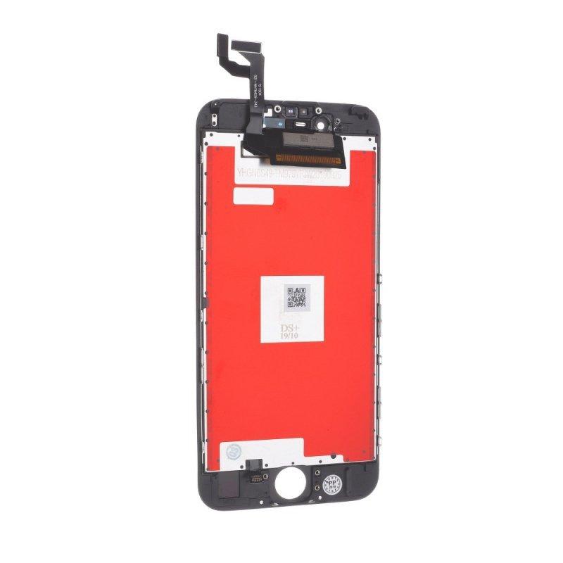"""Wyświetlacz do iPhone 6S 4,7""""  z ekranem dotykowym czarnym (HiPix)"""