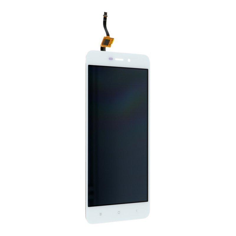 Wyświetlacz LCD bez ramki do Xiaomi Redmi 4A biały