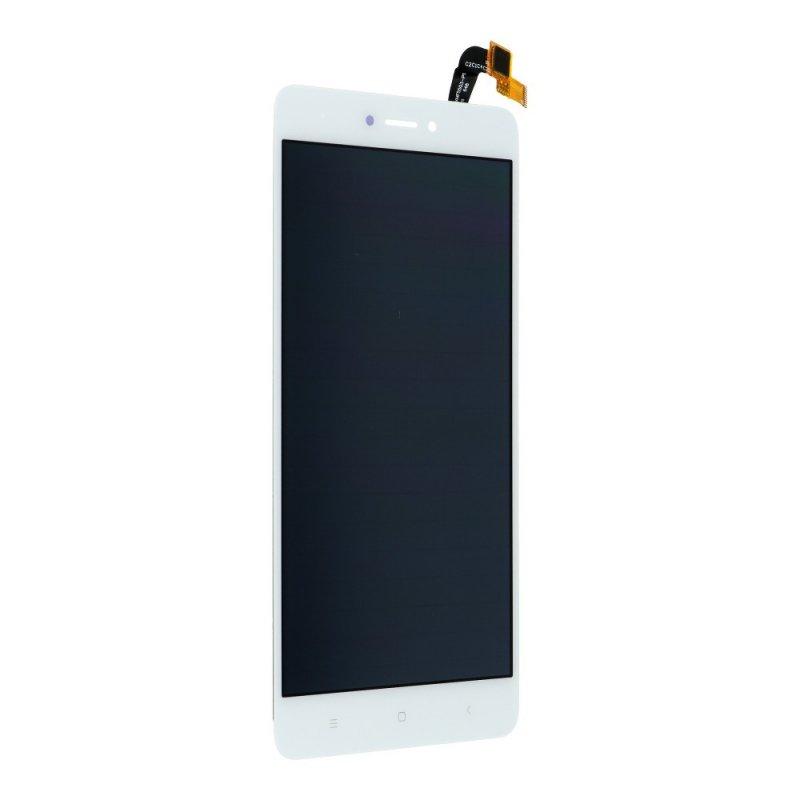 Wyświetlacz LCD bez ramki do Xiaomi Redmi NOTE 4X biały