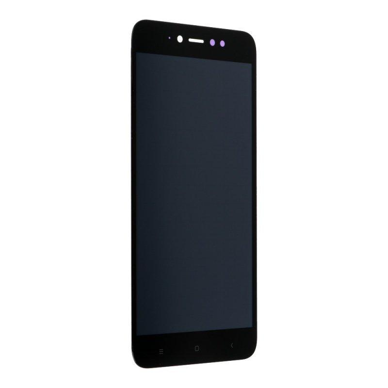 Wyświetlacz LCD bez ramki do Xiaomi Redmi NOTE 5A czarny
