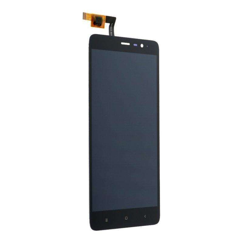 Wyświetlacz LCD bez ramki do Xiaomi Redmi NOTE 3 czarny