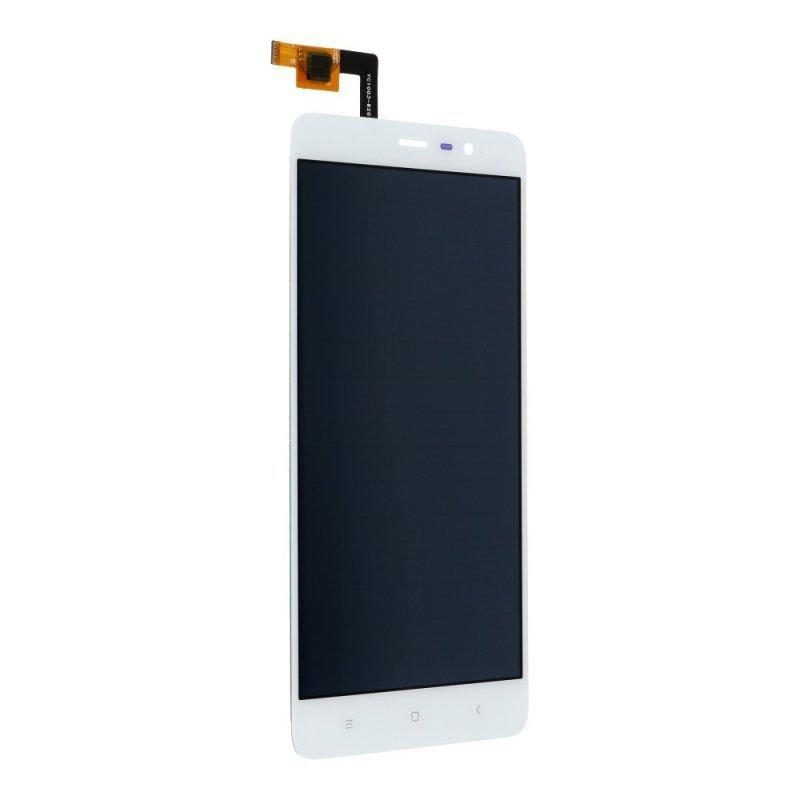 Wyświetlacz LCD bez ramki do Xiaomi Redmi NOTE 3 biały