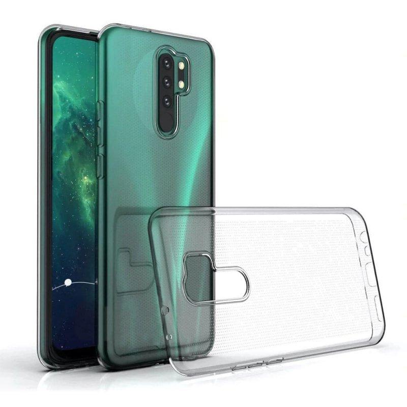 Futerał Back Case Ultra Slim 0,5mm do XIAOMI Redmi 8