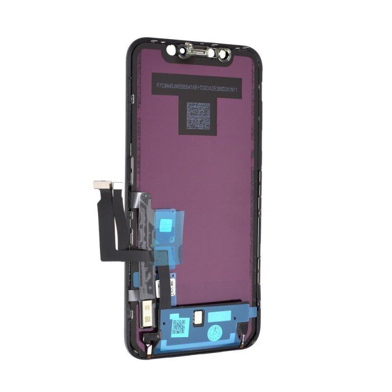 Wyświetlacz do iPhone Xr  z ekranem dotykowym czarnym (HiPix Incell)