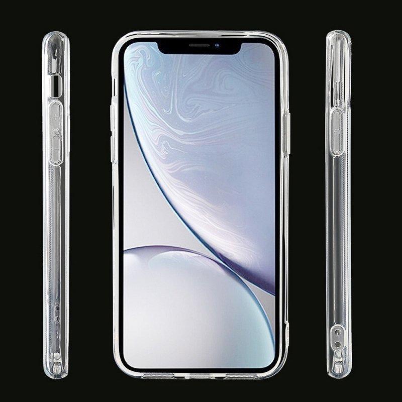 Futerał CLEAR CASE 2mm BOX do SAMSUNG Galaxy S20 Plus / S11