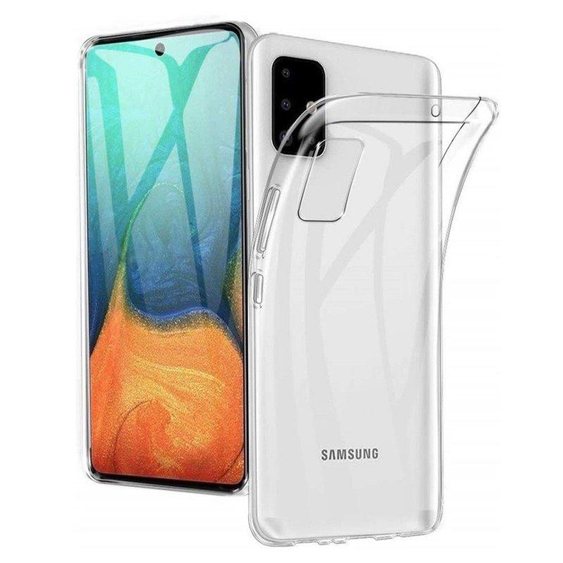 Futerał Back Case Ultra Slim 0,5mm do SAMSUNG Galaxy A71 5G