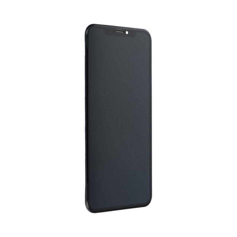 Wyświetlacz do iPhone Xs Max z ekranem dotykowym czarnym HQ hard OLED GX!!