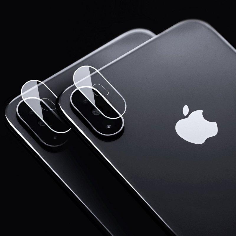 Szkło hartowane Tempered Glass Camera Cover - do iPhone Xr