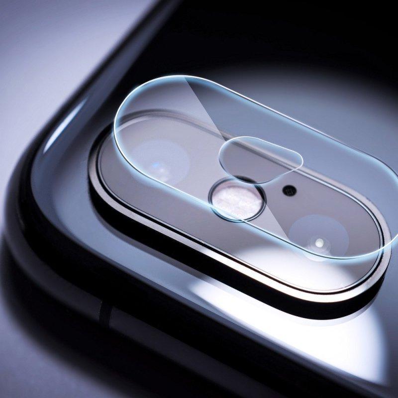 Szkło hartowane Tempered Glass Camera Cover - do Samsung S20