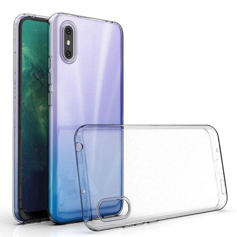 Futerał Back Case Ultra Slim 0,5mm do XIAOMI Redmi 9A / 9AT