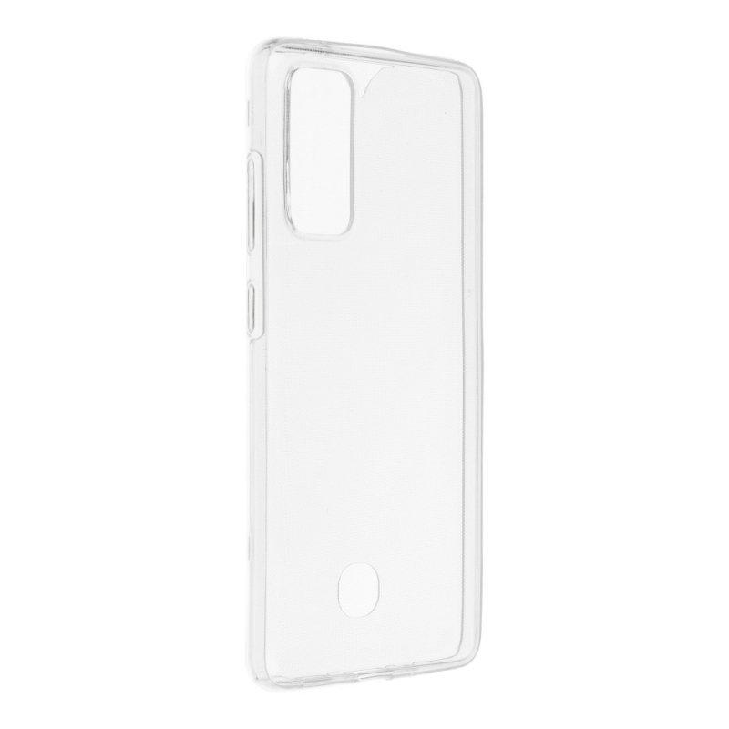 "Futerał 360"" Ultra Slim Front+Back do SAMSUNG Galaxy S20 FE / S20 FE 5G transparent"