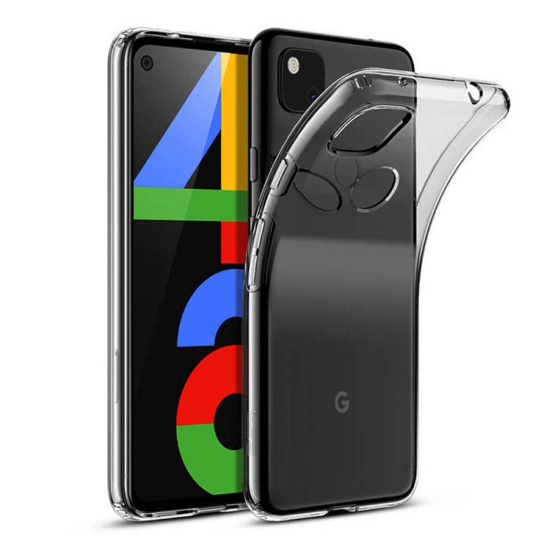 Futerał Back Case Ultra Slim 0,5mm do GOOGLE Pixel 4a