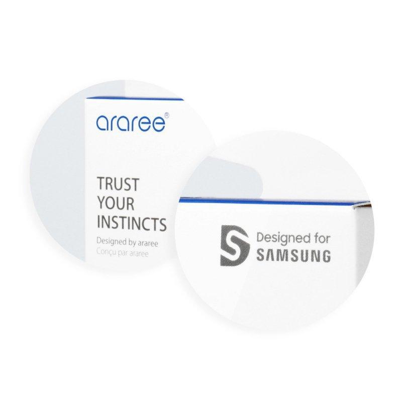 Futerał ARAREE A - cover do SAMSUNG A70 transparent