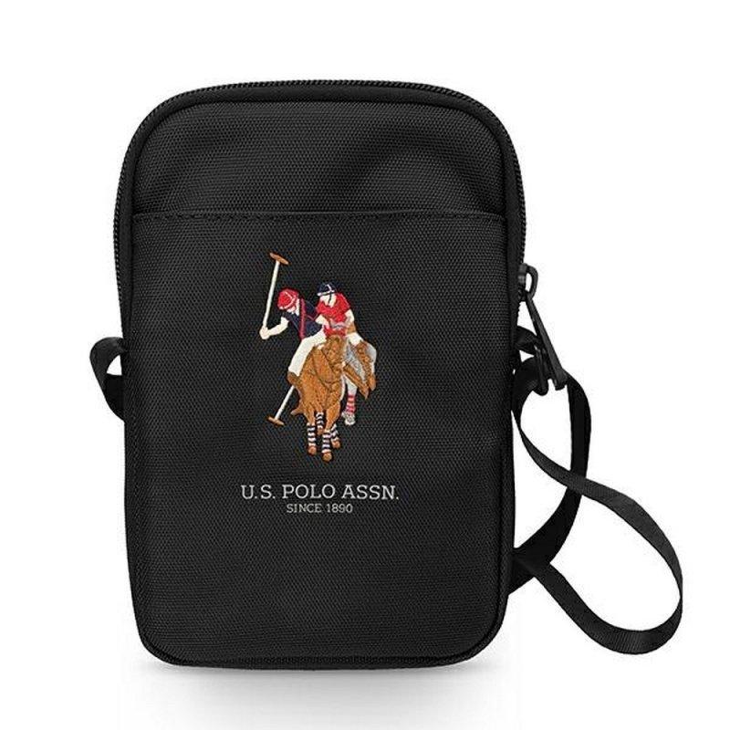Torebka uniwersalna na telefon / portfel U.S. Polo / US Polo USPBPUGFLBK czarna