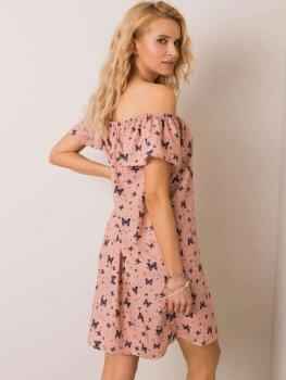 Sukienka-53-SK-9909.59-różowy