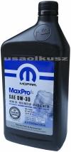 Olej silnikowy MOPAR 0W30 API SN PLUS ILSAC GL-5 MS-13340 MS13340 0W-30