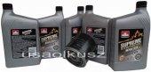 Filtr oraz syntetyczny olej 10W30 Chrysler LHS