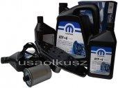 Olej MOPAR ATF+4 oraz filtry skrzyni biegów Mitsubishi Raider 4,7