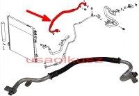 Przewód wąż klimatyzacji górny Dodge Charger V8 2014-