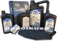 Olej MOPAR ATF+4 oraz filtry skrzyni biegów Dodge RAM AWD 2000-