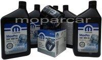 Filtr oraz olej MOPAR 10W30 Dodge Daytona