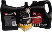 Filtr oraz mineralny olej 5W30 Pontiac G6 3,6 V6