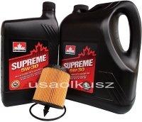 Filtr oraz mineralny olej 5W30 Pontiac Pursuit