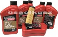 Filtr olej 5W30 Full Synthetic MOTORCRAFT Lincoln Continental V6