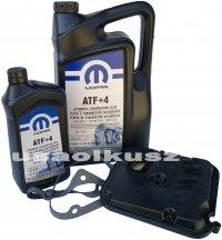 Filtr olej MOPAR ATF+4 skrzyni biegów 42RLE RAM 1500 3,7 V6