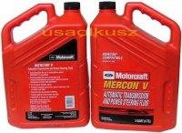 Motorcraft MERCON V 4,73l syntetyczny olej automatycznej skrzyni biegów