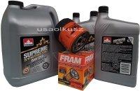 Filtr oraz syntetyczny olej 5W20 Jeep Grand Cherokee 5,7 V8 2014-