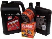 Olej 5W30 oraz filtr oleju silnika Suzuki XL-7 2007-