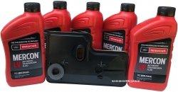 Filtr olej Motorcraft Mercon LV skrzyni biegów 6F50 Ford Taurus 3,5 V6