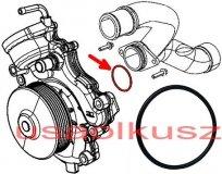 O-ring pompy wody RAM 1500 3,0 CRD 46320306F