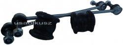 Gumy oraz łączniki przedniego drążka stabilizatora Chrysler Voyager Town Country 2012-