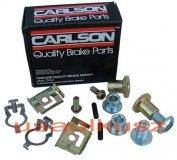 Zestaw montażowy szczęk hamulca postojowego Chevrolet TrailBlazer 2002-2008