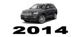 Specyfikacja Jeep Compass / Patriot 2014