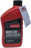 Olej automatycznej skrzyni biegów Motorcraft MERCON V 0,946 Ford Lincoln Mercury