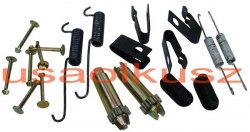 Sprężynki szczęk hamulca postojowego zestaw montażowy Jeep Cherokee 2003-2005