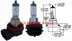 Żarówka świateł mijania Jeep Compass 2011- H11 64211 55W
