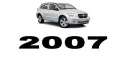 Specyfikacja Dodge Caliber 2007