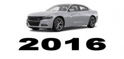 Specyfikacja Dodge Charger 2016