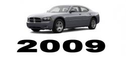 Specyfikacja Dodge Charger 2009