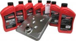 Filtr olej Mercon LV skrzyni biegów 6R80 Ford Explorer 2008-2010