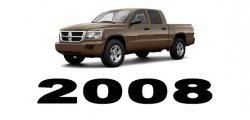 Specyfikacja Dodge Dakota 2008