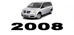 Specyfikacja Dodge Caravan 2008
