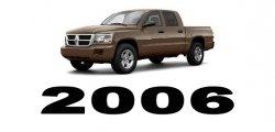 Specyfikacja Dodge Dakota 2006